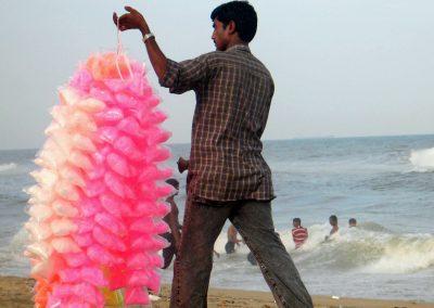 Chennai Beach, South India Sept 2006