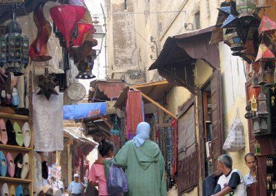 Fez Market, Morocco-1