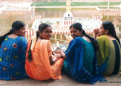 Four Indian women-1