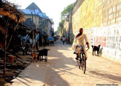 Srirangham town, Tamil Nadu, India