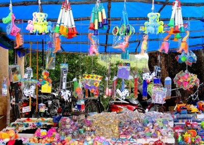 Indian Market, Pothigai, Tamil Nadu, South India-1