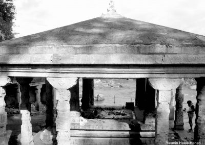 Hindu Temple Pothigai, Tamil Nadu, South India