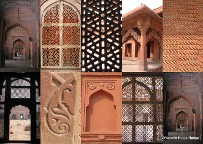 Indian Taj Mahal Architectural Styles-1