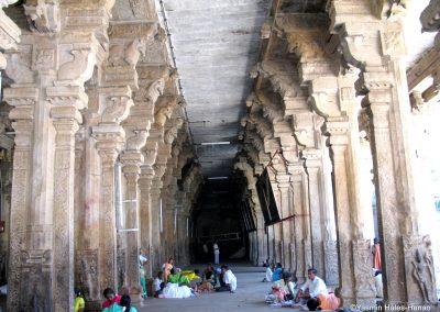 Srirangham Vishnu Temple, Tamil Nadu, India