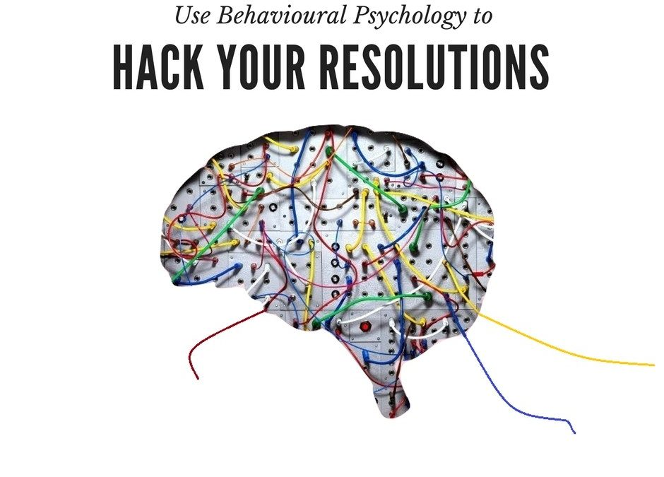 Behavioural Psychology for 2018 New Years Resolutions